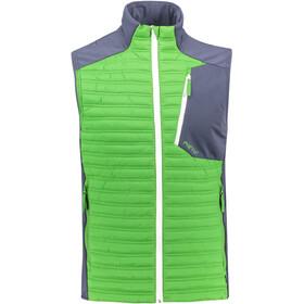 Meru Moana Vest Men green/blue